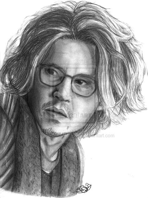 secret window sketch johnny depp fan art  fanpop
