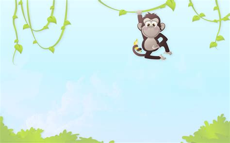 monkey background monkey backgrounds wallpaper cave