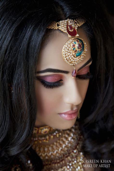 Makeup Mua makeup portfolio nasreen khan mua asian wedding ideas