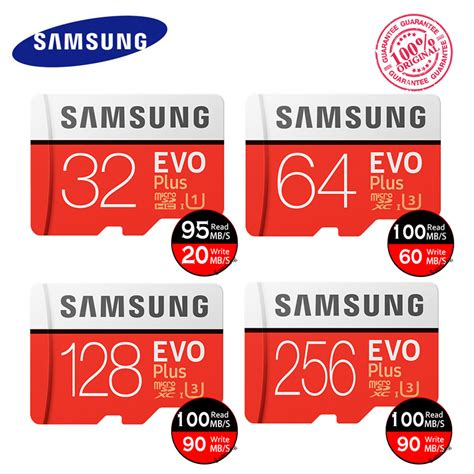 Microsd Samsung 8 Gb Original original samsung evo memory card 16gb micro sd microsd