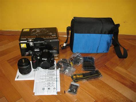 Nikon D3200 Vr Ii Kit nikon d3200 kit objektiv 18 55 vr ii torba kupindo