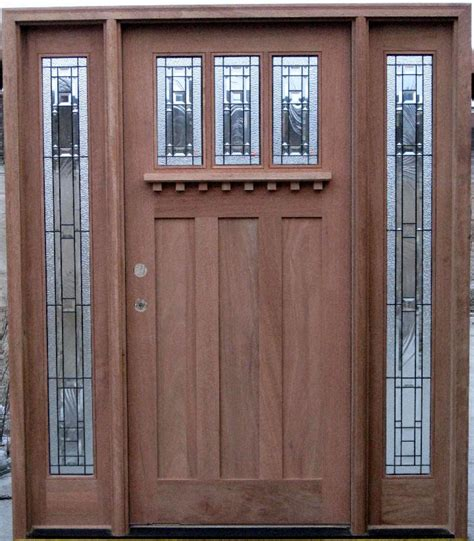 Door Styles Exterior Craftsman Front Doors And Interior Doors On