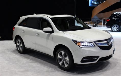 2017 acura mdx release date price specs new automotive