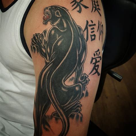 black jaguar tattoo design 80 black panther meaning and designs