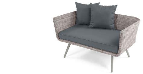 divani grigio perla divano due posti laysan grigio perla 299 00 outdoor