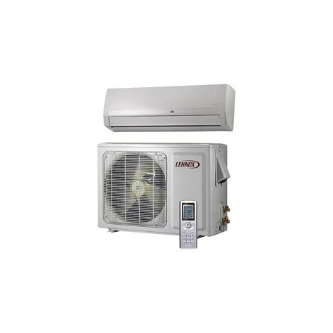 lennox installed mini split series air conditioner