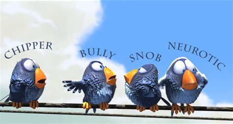 for the birds quot short quot dvd review pixar post