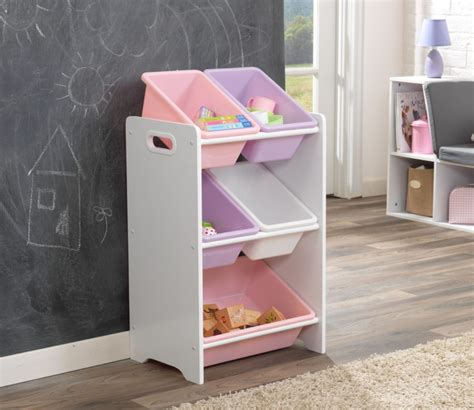 Bin Storage Unit by 5 Bin Storage Unit White For Children In South Africa