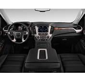 Image 2017 GMC Yukon XL 2WD 4 Door Denali Dashboard Size