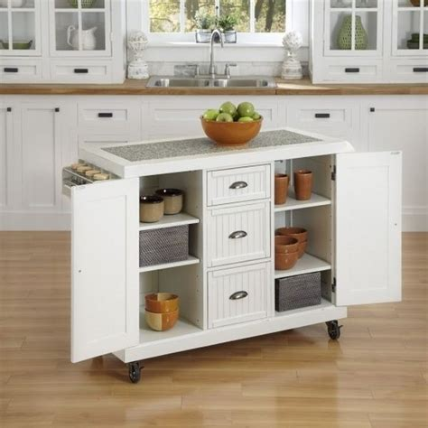 mobile kitchen island ideas 25 best ideas about portable kitchen island on pinterest
