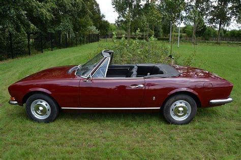 peugeot 504 cabrio peugeot 504 cabriolet 1970 f 252 r 34 500 eur kaufen