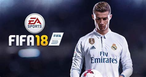 Ps4 Fifa 2018 Reg3 fifa 2018 release date pc windows ps4 xbox one