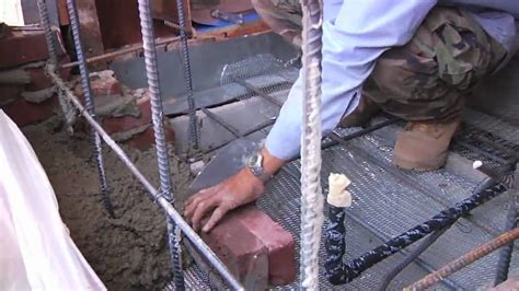 building a brick chimney