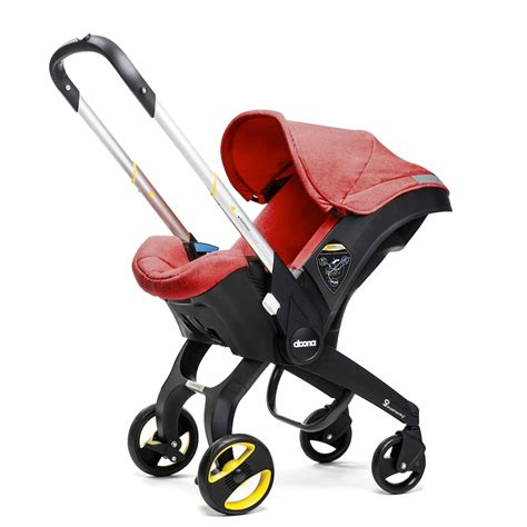 doona car seat stroller all new review