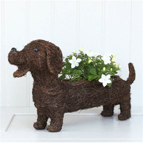 Dachshund Planter | dachshund dog picture dog breeds picture
