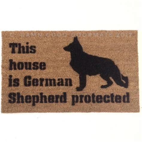 Doormats Australia by Beware Of The Wiggle Australian Shepard Doormat