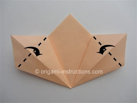 Origami Kusudama Flower Step By Step - how to make a origami flower balldoodg