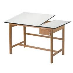 Best Drafting Tables Alvin Titan Ii Solid Oak Split Top Drafting Table Drafting Drawing Tables At Hayneedle