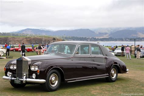 1966 Rolls Royce by Touring Limousine
