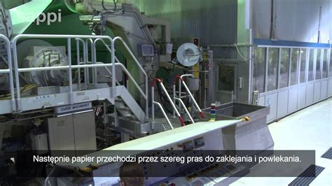 Sappi Paper Process - the paper process