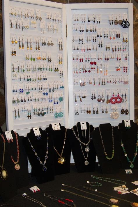 vendor display ideas 33 best images about jewelry vendor displays on