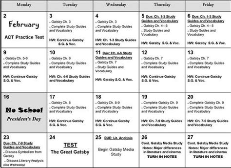 Chandler School District Calendar Sorrell Robyn Course Calendar