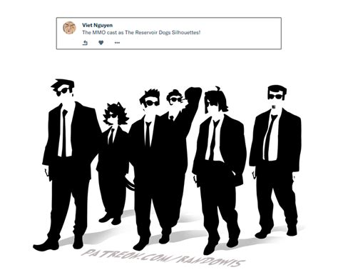 reservoir dogs colors weekly doodles reservoir dogs by randowis on deviantart