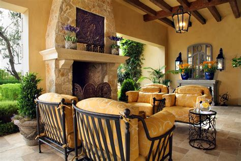 mediterranean interior design triyae com tuscan backyard decor various design
