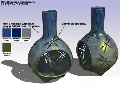 chiminea glue product concepts by frederick reber at coroflot