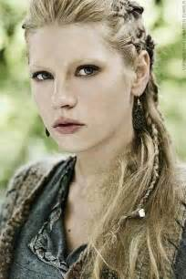 vikings hagatga hairdos lagertha lothbrok hair pinterest hairstyles