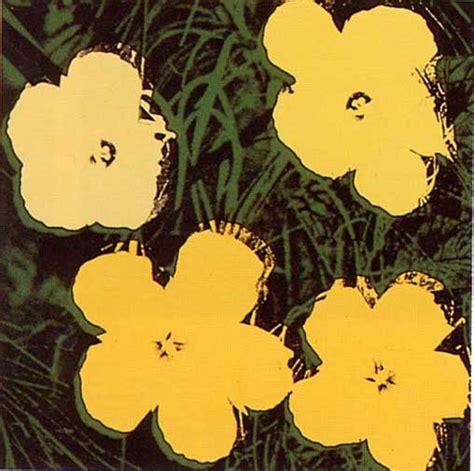 fiori warhol fiori di andy warhol 1928 1987 united states
