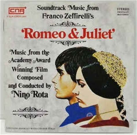 theme song romeo and juliet 1996 nino rota romeo juliet music from the soundtrack of