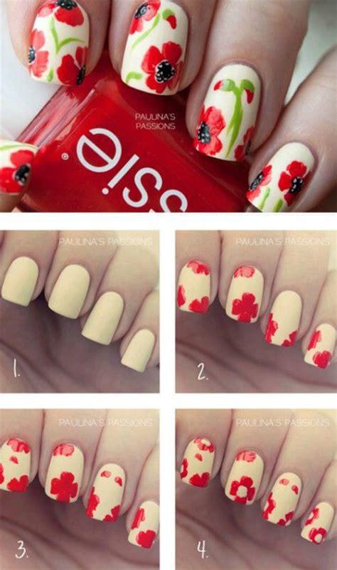 Easy Nail Tutorials For Nails