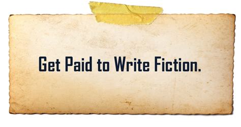make money online writing fiction - How To Make Money Writing Fiction Online