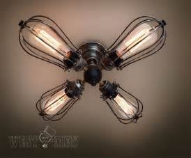 Kitchen Fan With Light Rustic Semi Flush Mount Ceiling Light Kitchen 2014 New Ceiling L Choice Rustic Other