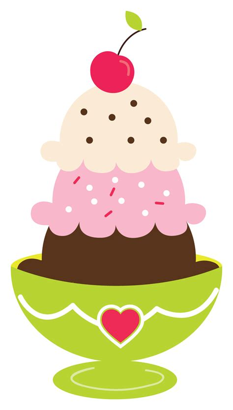 ice cream clipart ice cream sundae clipart printables and fonts