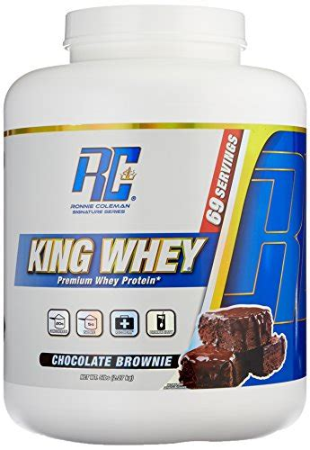 King Whey Ronnie Coleman Signature Series King Whey Leading Whey