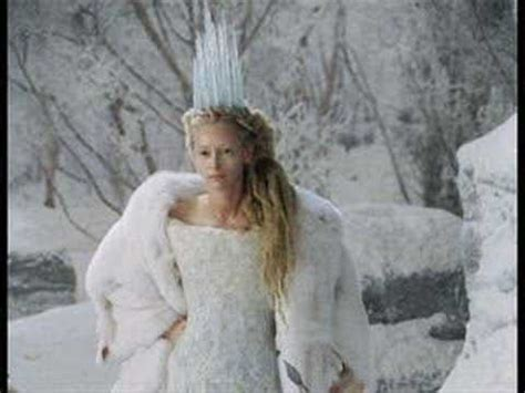 The Narnia Chronicles The The Witch And The Wardrobe - narnia soundtrack the white witch