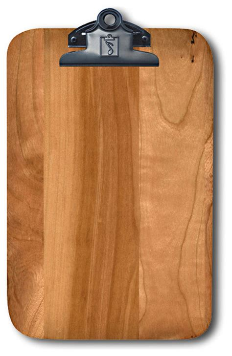 cherry wood desk accessories cherry wood magnetic clipboard with refrigerator magnet