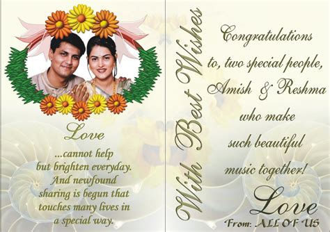 greetings for wedding wishes card free large images