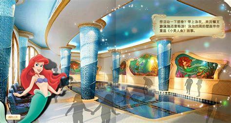 Shanghai disney resort hotels first details
