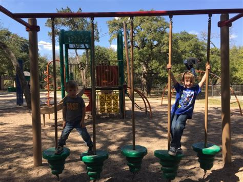 shallow swing disc top 10 playgrounds in austin free fun in austin