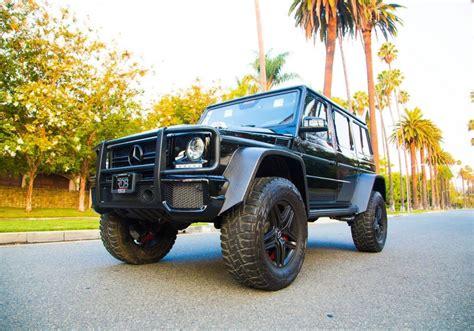 2015 luxury trucks luxury 2015 mercedes benz g class monster for sale