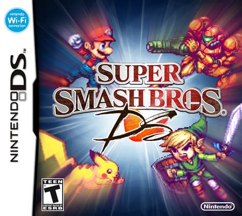 Super Smash Bros. DS Off Topic Giant Bomb