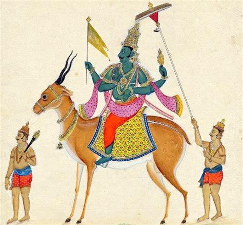 Kisah Kulit Merah Keturunan Angin siapakah bayu kisah dewa angin dalam kepercayaan hindu