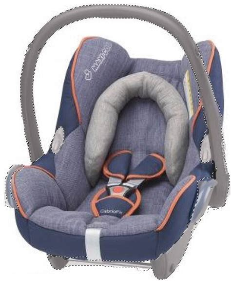 spare car seat replacement spare cover 4 maxi cosi cabriofix car seat