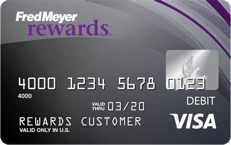 Fred Meyer Visa Gift Card - fred meyer rewards prepaid debit card infocard co