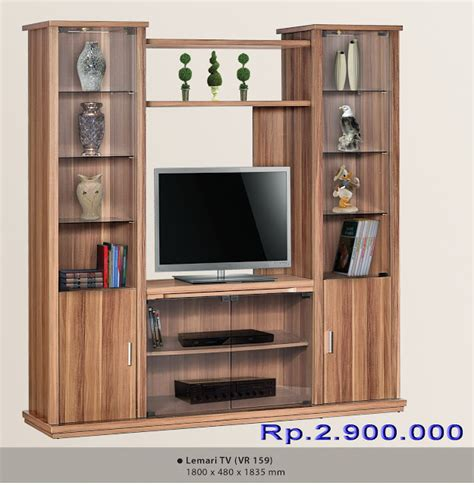 Rak Tv Cabinet Vr 7513 furniture rumah lemari tv minimalis