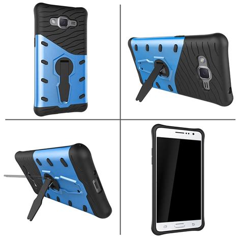 Anti Samsung J2prime back cover for samsung galaxy j2 prime made in china