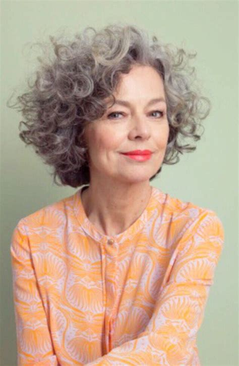 best 25 curly gray hair ideas on pinterest why grey the 25 best hairstyles for older ladies ideas on